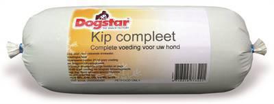 DOGSTAR WORST KIP COMPLEET HONDENVOER #95;_500 GR