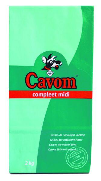 CAVOM COMPLEET MIDI HONDENVOER #95;_2 KG