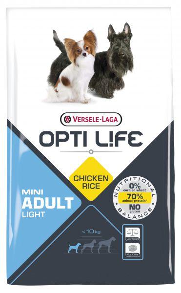 OPTI LIFE ADULT LIGHT MINI HONDENVOER #95;_7,5 KG