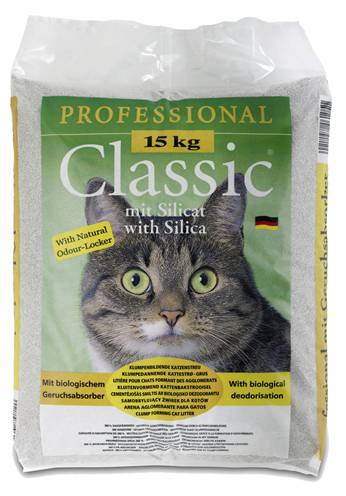 BIOLOGICAL PROF CLASSIC BIOLOGICAL ABSORBER KATTENBAKVULLING #95;_15 KG