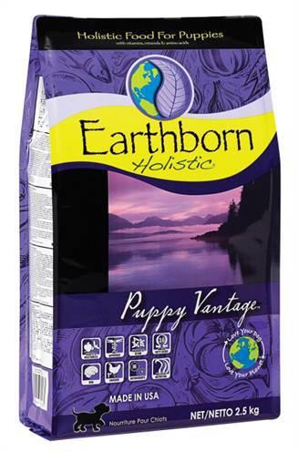 EARTHBORN HOLISTIC PUPPY VANTAGE HONDENVOER #95;_2,5 KG