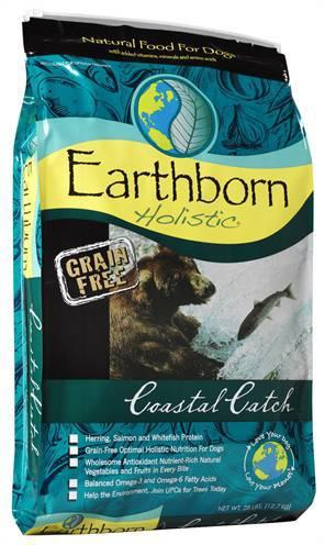 EARTHBORN HOLISTIC COASTAL CATCH HONDENVOER #95;_12 KG