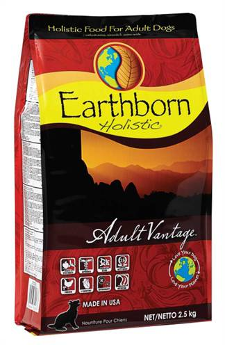 EARTHBORN HOLISTIC ADULT VANTAGE HONDENVOER #95;_2,5 KG