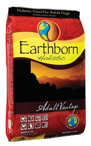 EARTHBORN HOLISTIC ADULT VANTAGE HONDENVOER #95;_12 KG