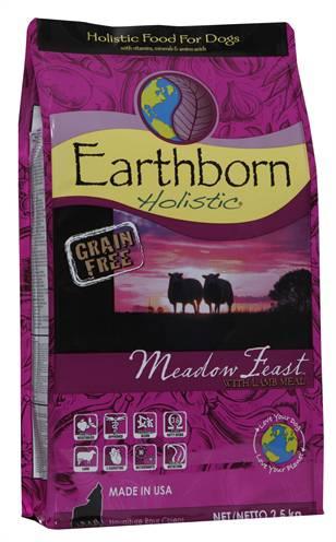 EARTHBORN HOLISTIC MEADOW FEAST HONDENVOER #95;_2,5 KG