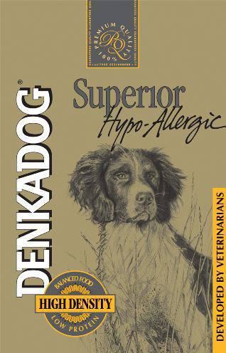 DENKADOG HYPO-ALLERGIC HONDENVOER #95;_12,5 KG
