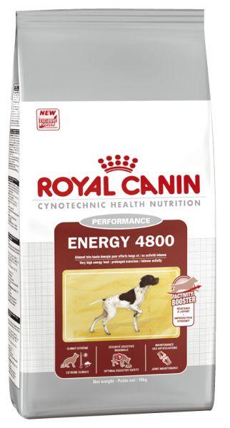 ROYAL CANIN ENERGY 4800 HONDENVOER #95;_15 KG