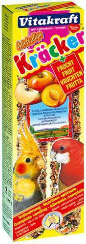 VITAKRAFT VALKPARKIET KRACKER FRUIT #95;_2 IN 1