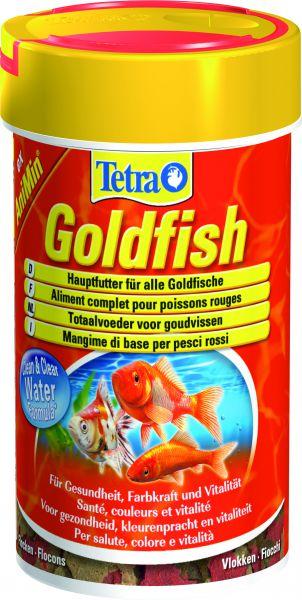 TETRA ANIMIN GOLDFISH BIO ACTIVE VLOKKEN #95;_100 ML