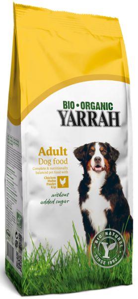 YARRAH DOG BIOLOGISCHE BROKKEN KIP HONDENVOER #95;_2 KG