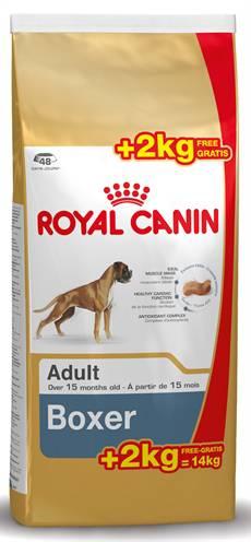 ROYAL CANIN BOXER HONDENVOER #95;_12 KG + 2 KG GRATIS