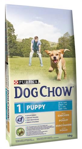 DOG CHOW PUPPY KIP HONDENVOER #95;_14 KG