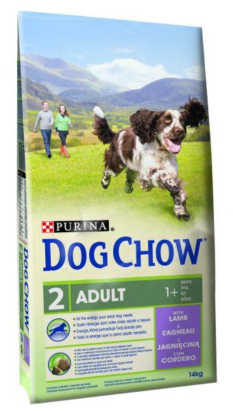 DOG CHOW ADULT LAM HONDENVOER #95;_14 KG