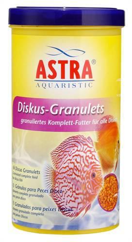 ASTRA VIS VOEDER DISKUS GRANULETS #95;_1 LTR