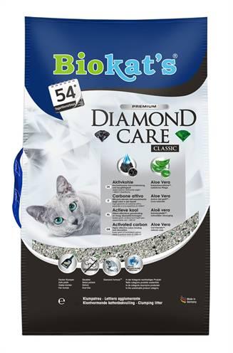 BIOKAT'S KATTENBAKVULLING DIAMOND CARE CLASSIC KATTENBAKVULLING #95;_12 LTR