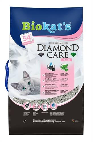 BIOKAT'S KATTENBAKVULLING DIAMOND CARE FRESH KATTENBAKVULLING #95;_12 LTR
