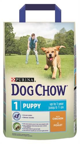 DOG CHOW PUPPY KIP HONDENVOER #95;_2,5 KG