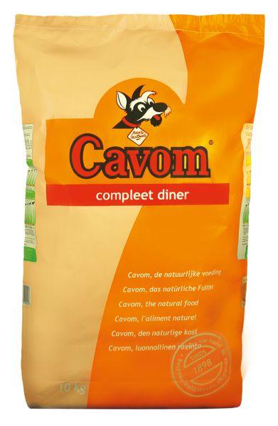 CAVOM COMPLEET DINER HONDENVOER #95;_10 KG