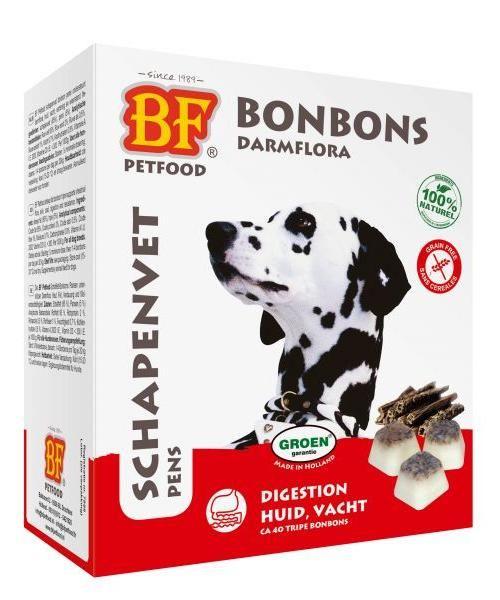 BIOFOOD SCHAPENVET MAXI BONBONS PENS #95;_40 ST