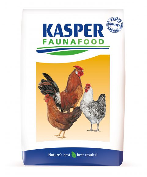 KASPER FAUNA FOOD MULTIGRAAN VOOR PLUIMVEE #95;_20 KG
