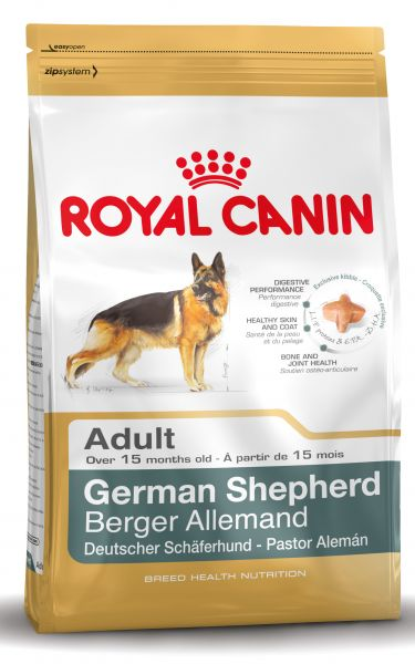 ROYAL CANIN GERMAN SHEPHERD ADULT HONDENVOER #95;_12 KG