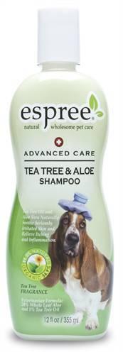 TEA TREE & ALOE SHAMPOO #95;_355 ML
