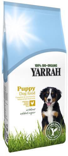 YARRAH DOG BIOLOGISCHE BROKKEN PUPPY KIP HONDENVOE HONDENVOER #95;_3 KG
