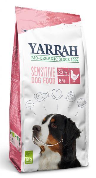 YARRAH DOG BIOLOGISCHE BROKKEN SENSITIVE KIP ZONDE HONDENVOER #95;_10 KG
