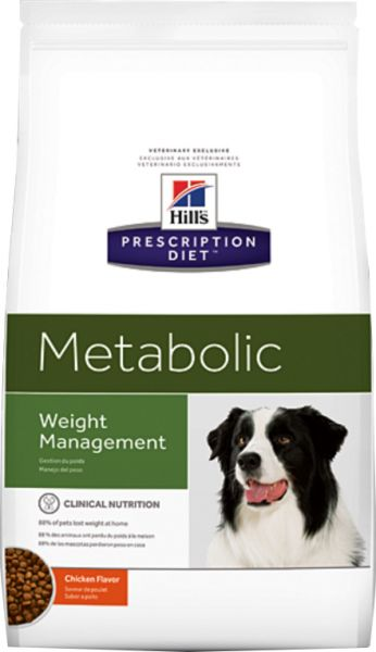 HILL'S PRESCRIPTION DIET CANINE METABOLIC HONDENVOER #95;_12 KG