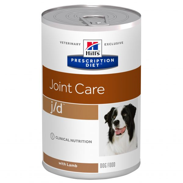 HILL'S PRESCRIPTION DIET CANINE J/D HONDENVOER #95;_370 GR