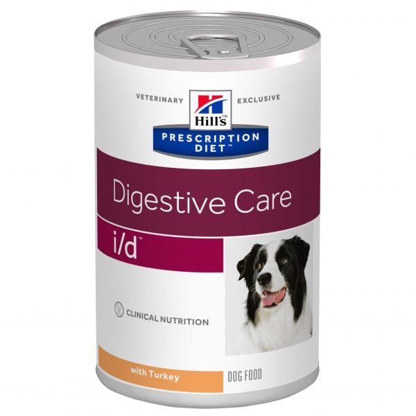 HILL'S PRESCRIPTION DIET CANINE I/D HONDENVOER #95;_360 GR