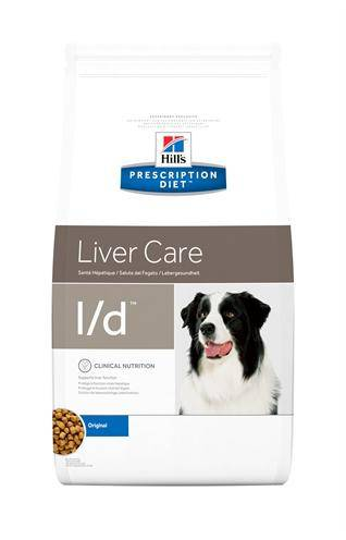 HILL'S PRESCRIPTION DIET CANINE L/D HONDENVOER #95;_12 KG