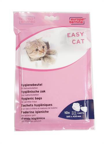 EUROPET EASY-CAT KATTENBAKZAK #95;_10 ST