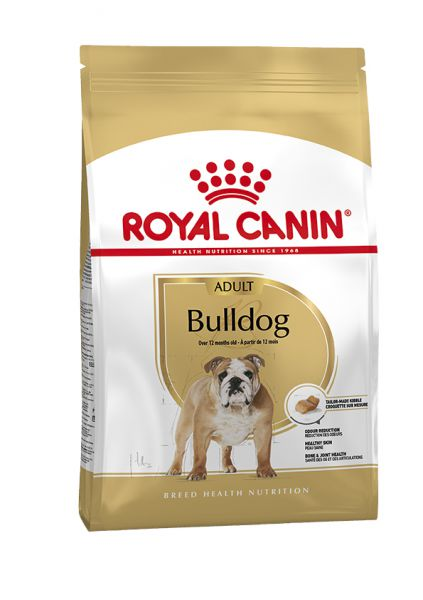 ROYAL CANIN ENGLISH BULLDOG HONDENVOER #95;_12 KG