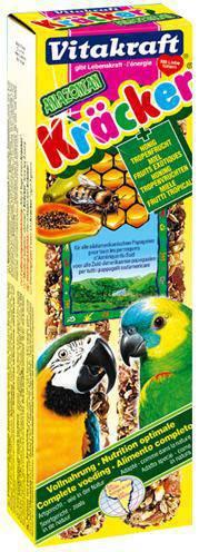 VITAKRAFT PAPEGAAI KRACKER AMAZONIAN #95;_2 IN 1