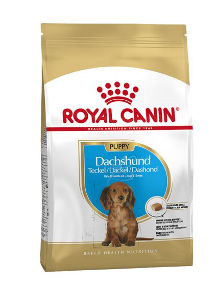 ROYAL CANIN DACHSHUND/TECKEL JUNIOR HONDENVOER #95;_1,5 KG