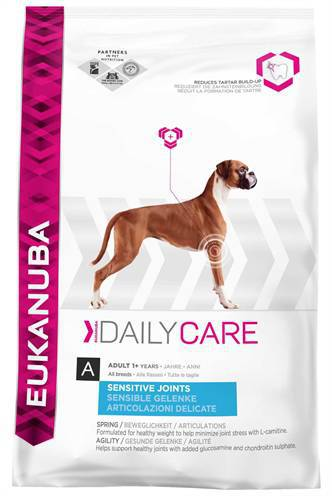 EUKANUBA DOG DAILY CARE SENSITIVE JOINTS HONDENVOE HONDENVOER #95;_2,5 KG