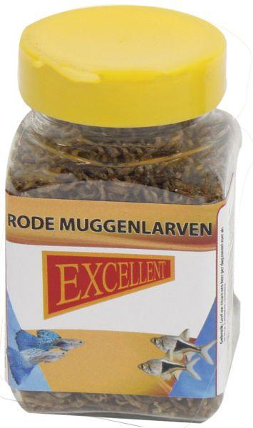EXCELLENT RODE MUGGENLARVEN #95;_100 ML