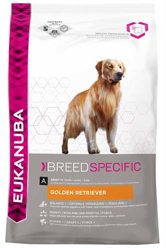 EUKANUBA DOG GOLDEN RETRIEVER HONDENVOER #95;_12 KG