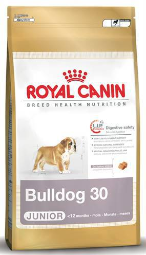 ROYAL CANIN ENGLISH BULLDOG JUNIOR HONDENVOER #95;_3 KG
