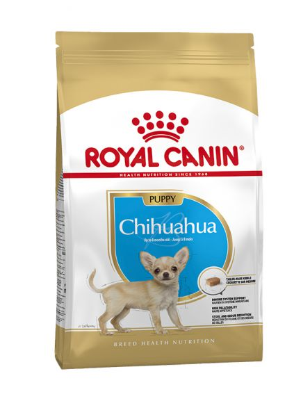 ROYAL CANIN CHIHUAHUA JUNIOR HONDENVOER #95;_500 GR
