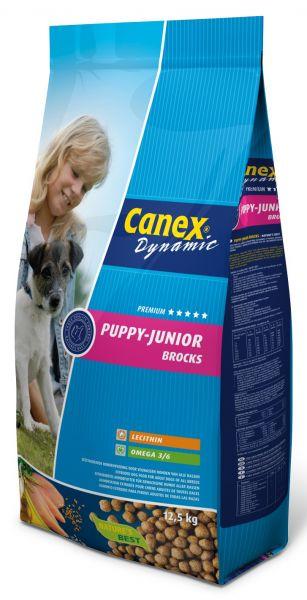 CANEX PUPPY/JUNIOR BROCKS HONDENVOER #95;_12,5 KG