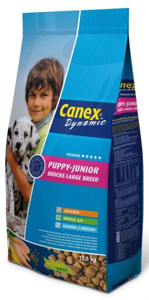 CANEX PUPPY/JUNIOR BROCKS LARGE BREED HONDENVOER #95;_12,5 KG