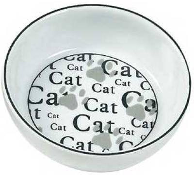 FLAMINGO VOERBAK KAT CATS #95;_13X4 CM