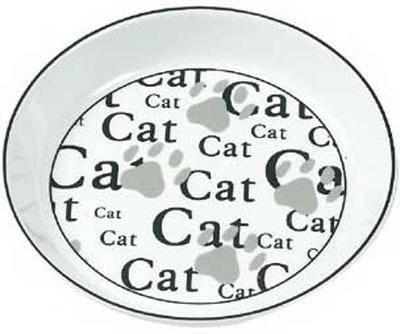 FLAMINGO VOERBAK KAT CATS #95;_16X3 CM