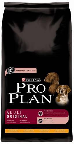 PRO PLAN DOG ADULT KIP/RIJST HONDENVOER #95;_14 KG