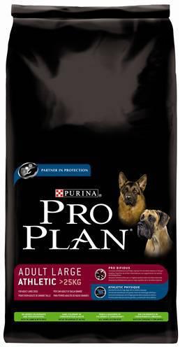 PRO PLAN DOG ADULT LARGE BREED ATHLETIC LAM/RIJST HONDENVOER #95;_14 KG
