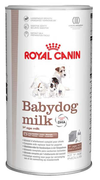 ROYAL CANIN BABYDOG MILK #95;_400 GR