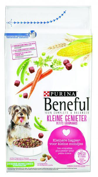 BENEFUL KLEINE GENIETER HONDENVOER #95;_1,4 KG
