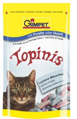 GIMPET TOPINIS MIX #95;_50 GR